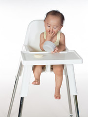 Baby High Chair 3