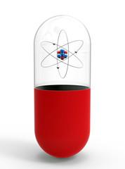 Lithium in a pill