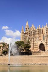 "Mallorca - Kathedrale ""la seu"" in Palma"