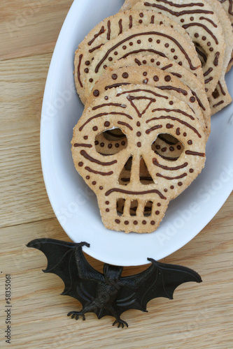 biscotti decorati_ Halloween