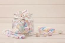 Bonbons de guimauve