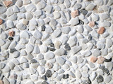 various pebble stones texture