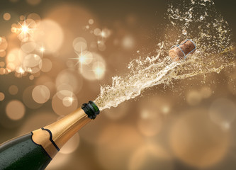 Champagner-Splash 2