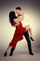 tango expression