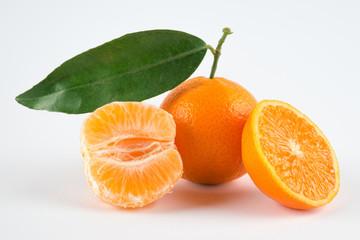 Frutta fresca, mandarini