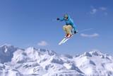 Narciarz narciarski
