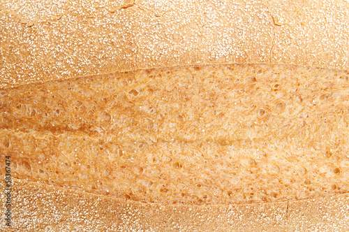 Bread texture background