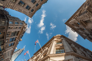 Banks and offices in the City of London