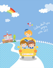 GIH0029 비타키즈 Kids illustration