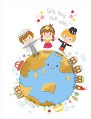 GIH0034 비타키즈 Kids illustration