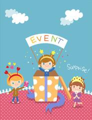 GIH0035 비타키즈 Kids illustration