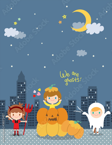 GIH0046 비타키즈 Kids illustration