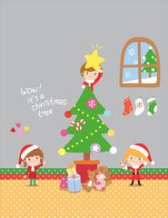 GIH0051 비타키즈 Kids illustration