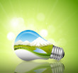 Lightbulb, Ecological concept