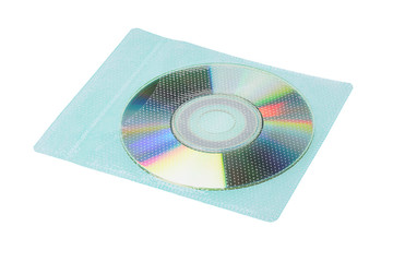 CD In Plastic Envelope