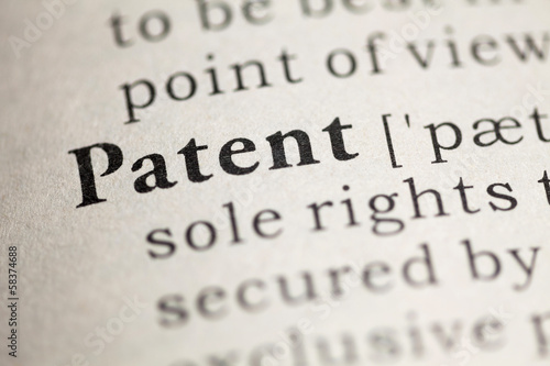 Patent - 58374688
