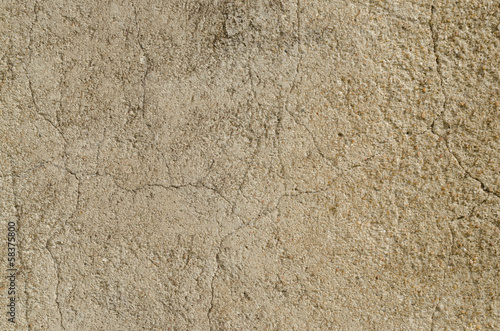 Old stucco wall