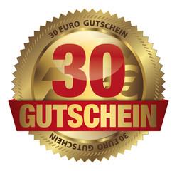 30 Euro Gutschein
