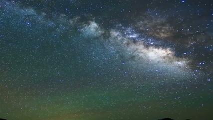 stars sky timelapse