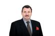 Imposing Russian  businessman