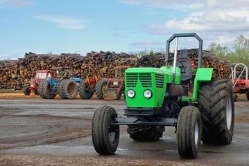 alte traktoren