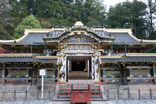 Karamon Gate at Toshogu Shrine,Nikko,Japan