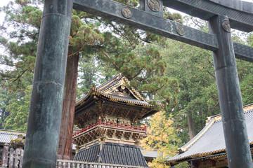 Toshogu Shrine,Nikko,Japan