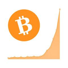 Bitcoin graph concept