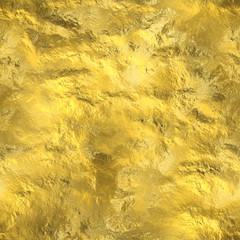 Seamless gold texture