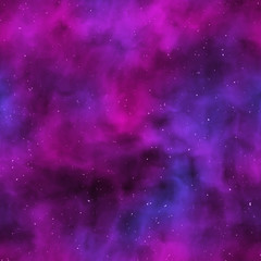 Seamless universe texture