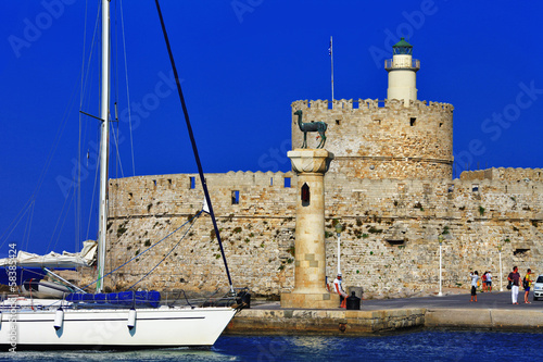 Rhodes holidays, Greek islands series
