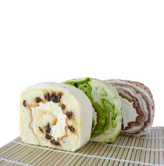 Cake Roll fresh cream