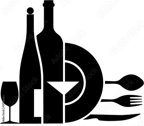 SERVICE DE TABLE - 58386857