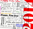 2014 happy new year words in many languages