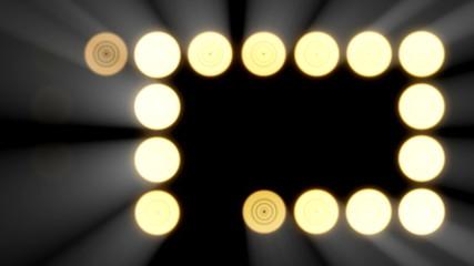 Shine Light concert Art