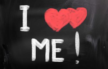 I Love Me Concept