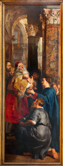 Antwerp - The Presentation of Jesus in Temple by Rubens