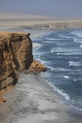 Nationalpark bei Paracas in Peru