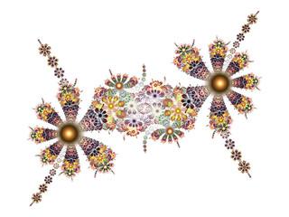 Fractal - flower Fantasy