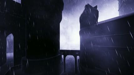 Daracula castle