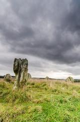 Duddo prehistoric stone cicle