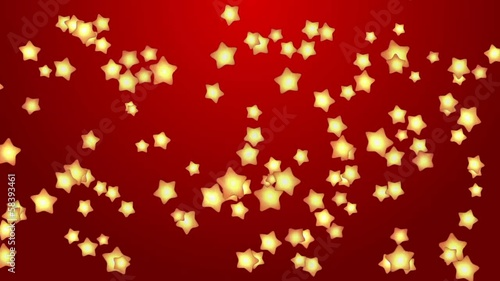 Moving star background