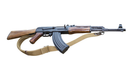 The Kalashnikov assault rifle