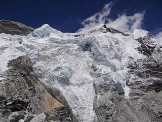 Island Peak - 6189 m, Himalaya - Népal