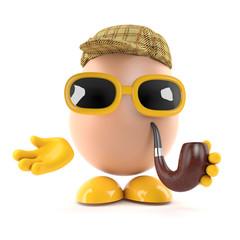 Sherlock Egg