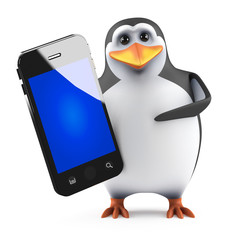 Penguin has a new smartphone