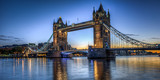 HDR image of Tower Bridge