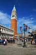 St. Mark's Square in Venice, Italy, Europe
