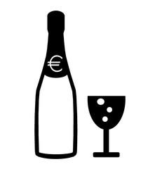 Vin Effervescent