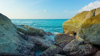 Seashore and rocks. Phuket